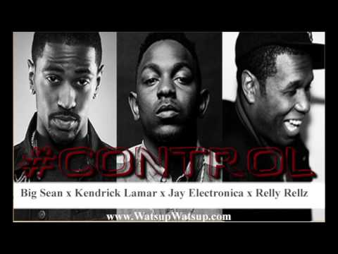 Kendrick Lamar - Control Freestyle (Kendrick Verse Only) by @RellyRellzNBP (CDQ/Dirty)