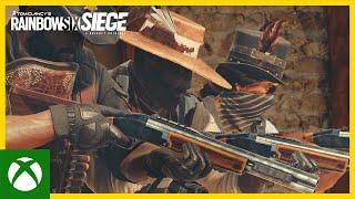 Xbox Rainbow Six Siege: Showdown - Back to the West anuncio