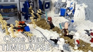Lego Star Wars Clone Base Moc Free Video Search Site Findclip