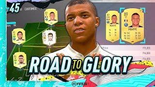 FIFA 20 ROAD TO GLORY #45 - I GOT MBAPPE!!!