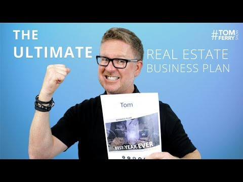The Ultimate Real Estate Success Formula - Tom Ferry's Business Plan | #TomFerryShow