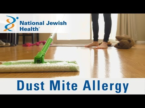 What You Need to Know About Dust Mite Allergy