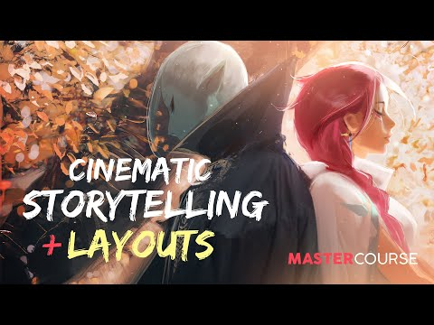 digital art painting a cinematic illustration by ross draws