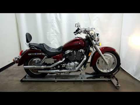 2007 Honda Shadow Sabre™ in Eden Prairie, Minnesota - Video 1