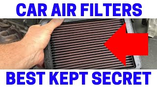 The Dangers Of A Dirty Air Filter On Your Car