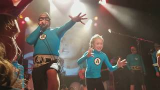 The Aquabats! - Pizza Day (Kids stage dive!)/Red Sweater - Live at The Showbox in Seattle 10/19/2017