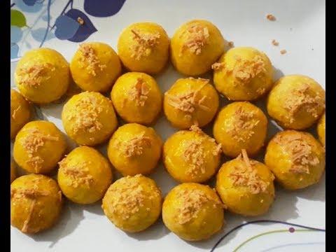 Video Resep Cara Membuat Kue Nastar Lembut & Renyah