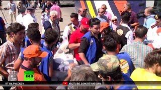 «Мы не сдавались»: тысячи сирийских беженцев вернулись из Ливана домой
