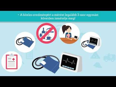 3 magas vérnyomásos betegségek kockázatának