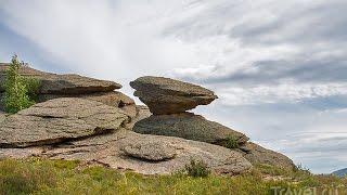 VLOG о путешествии. Невероятные горы на Алтае!!!