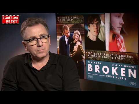 Tim Roth Interview on Broken | MTW