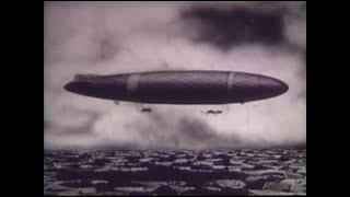 WWI Zeppelin Terror Attack Documentary