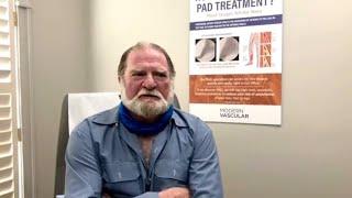 Modern Vascular of Southaven Testimonial