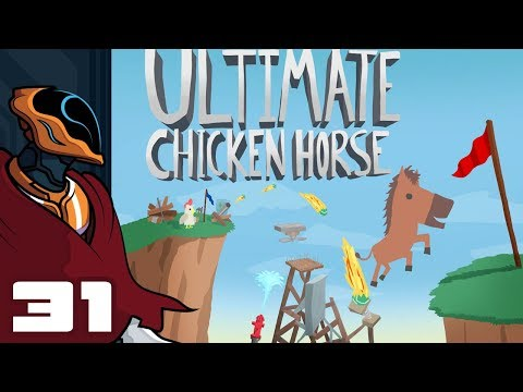 Let's Play Ultimate Chicken Horse - Part 31 - Extra Crispy