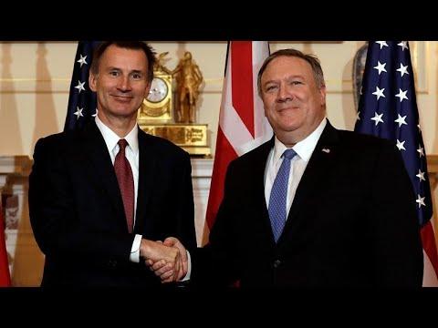 Εύσημα από ΗΠΑ- Βρετανία για την κύρωση της Συμφωνίας των Πρεσπών…