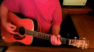 Ain't That A Shame - Fats Domino - acoustic cover