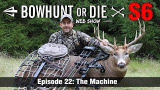 Killing 2 Bucks in 2 States, In The Same Week | Bowhunt or Die S6E22