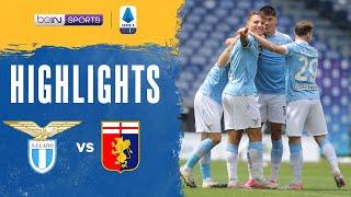 Lazio 4-3 Genoa Pekan 34