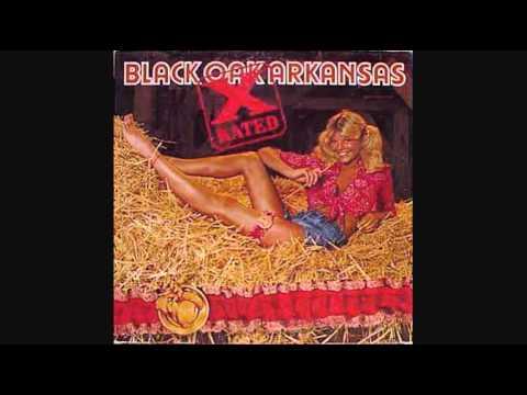Black Oak Arkansas - Strong Enough To Be Gentle