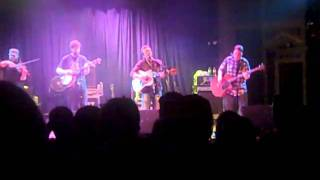 """Trampled By Turtles Ogden Theater 4.1.2011 """"New Orleans"""""""