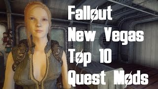 Fallout New Vegas - Top 10 Quest Mods