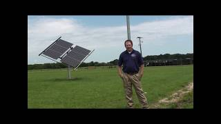Tutorial: How to view renewable energy output on the PV Watts website.