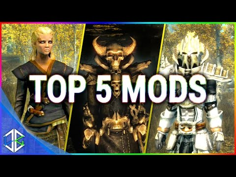 Skyrim Special Edition - Top 10 SLOOTY Mods of the Week 3 (Xbox/PC