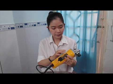Máy mài cầm tay DeWalt 710W  DW810B