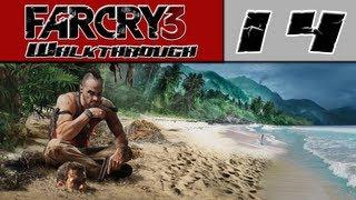 Far Cry 3 Walkthrough Part 14 -  AHHHHHH!!!! [Far Cry 3 Animals]