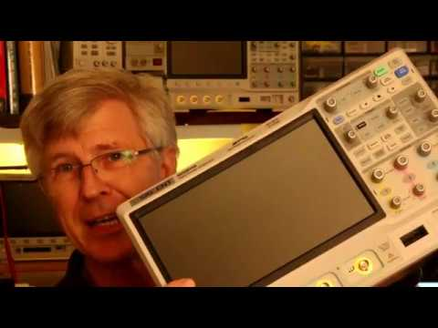 Review of Siglent's New SDS5000X Oscilloscope
