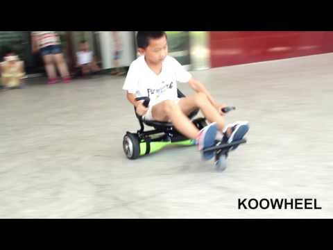 Hoverboard Cart Show(AMAZING NEW HOVERBOARD KART/HoverKarts/Hovercarts/go-cart seat)