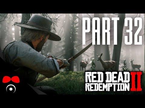 NOČNÍ PEVNOST! | Red Dead Redemption 2 #32