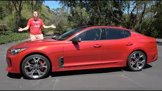I Bought a Kia Stinger GT! (And Here's Why)
