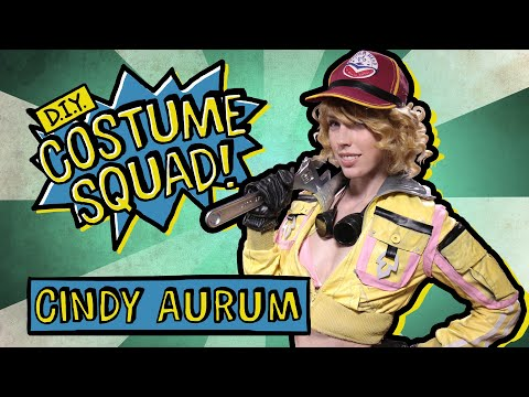 Make Cindy Aurum's Outfit from Final Fantasy XV - DIY Costume Squad