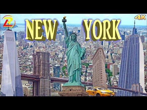 Download MANHATTAN   NEW YORK CITY -NY   USA 2019 HD Mp4 3GP Video and MP3