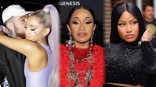 Ariana Grande Rompe Silencio, Cardi B & Nicki Minaj Pelea!