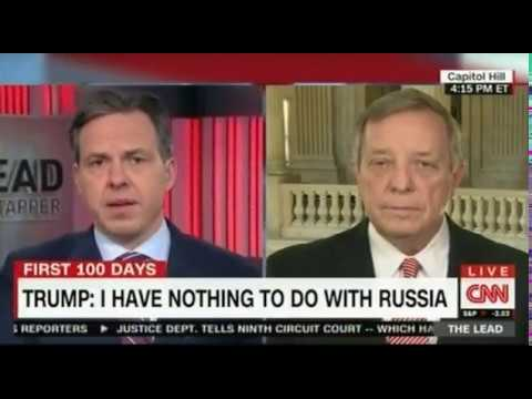 Jake Tapper on President Trump first solo News conference