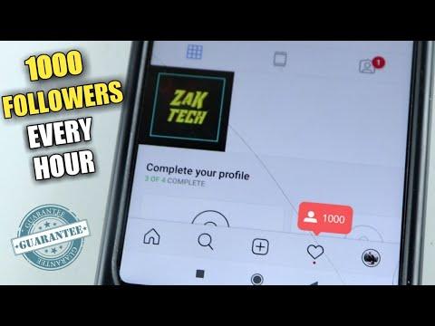 1000 Followers On Instagram Mod Apk - How Can I Delete Followers On
