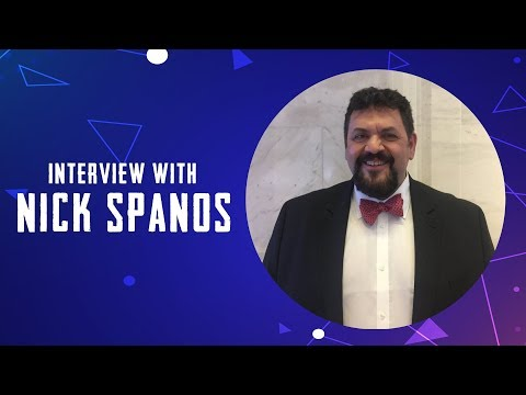 Wild West Crypto Show | Interview with Nick Spanos