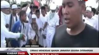 Kurang Piknik FPI Aceh Melakukan Sweeping Wisatawan Lokal