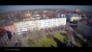 preview picture of video 'Prudnik z lotu ptaka - przedwiośnie 2014 (cz.1) | Foto-Medium.pl Prudnik'