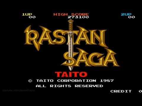 rastan arcade game download