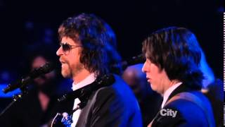 Jeff Lynne, Dhani Harrison and Joe Walsh - Something