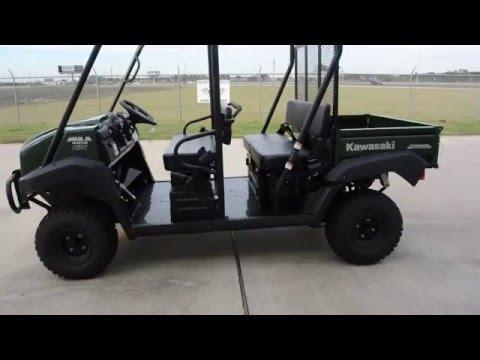 2018 Kawasaki Mule 4010 Trans4x4 in La Marque, Texas