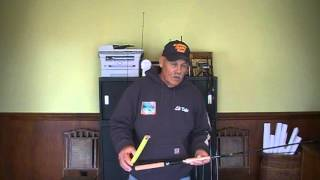 Ed Duke Southern Crappie Rods