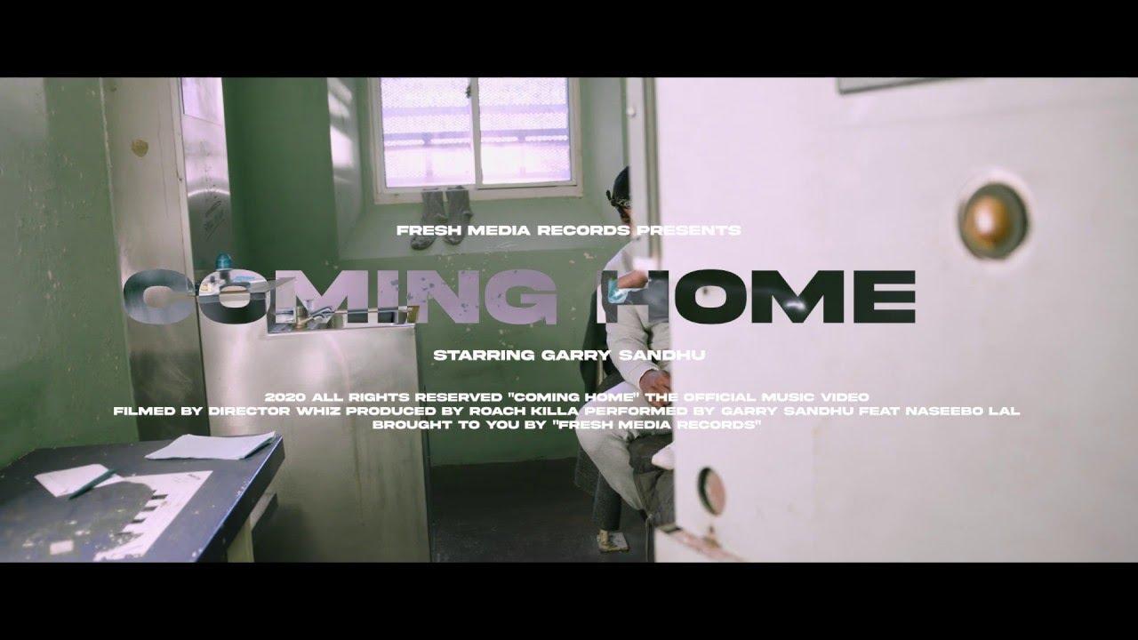 Coming Home Lyrics in Punjabi | Garry Sandhu