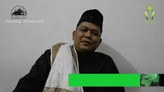Masjid Agung Syekh Quro Karawang menyambut Nisfu Syaban 2021