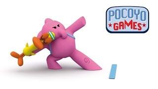 Pocoyo Games: Jabalina