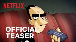Tear Along The Dotted Line   Official Teaser   Netflix