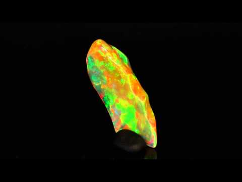 Sculptured Welo Ethiopian Opal 7.94 Carats
